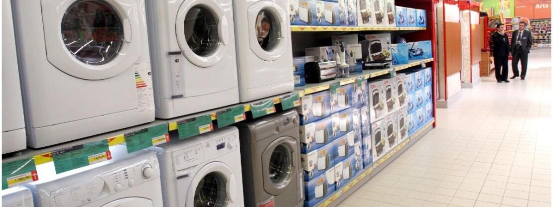 Startol a háztartási gépek roncsprogramja
